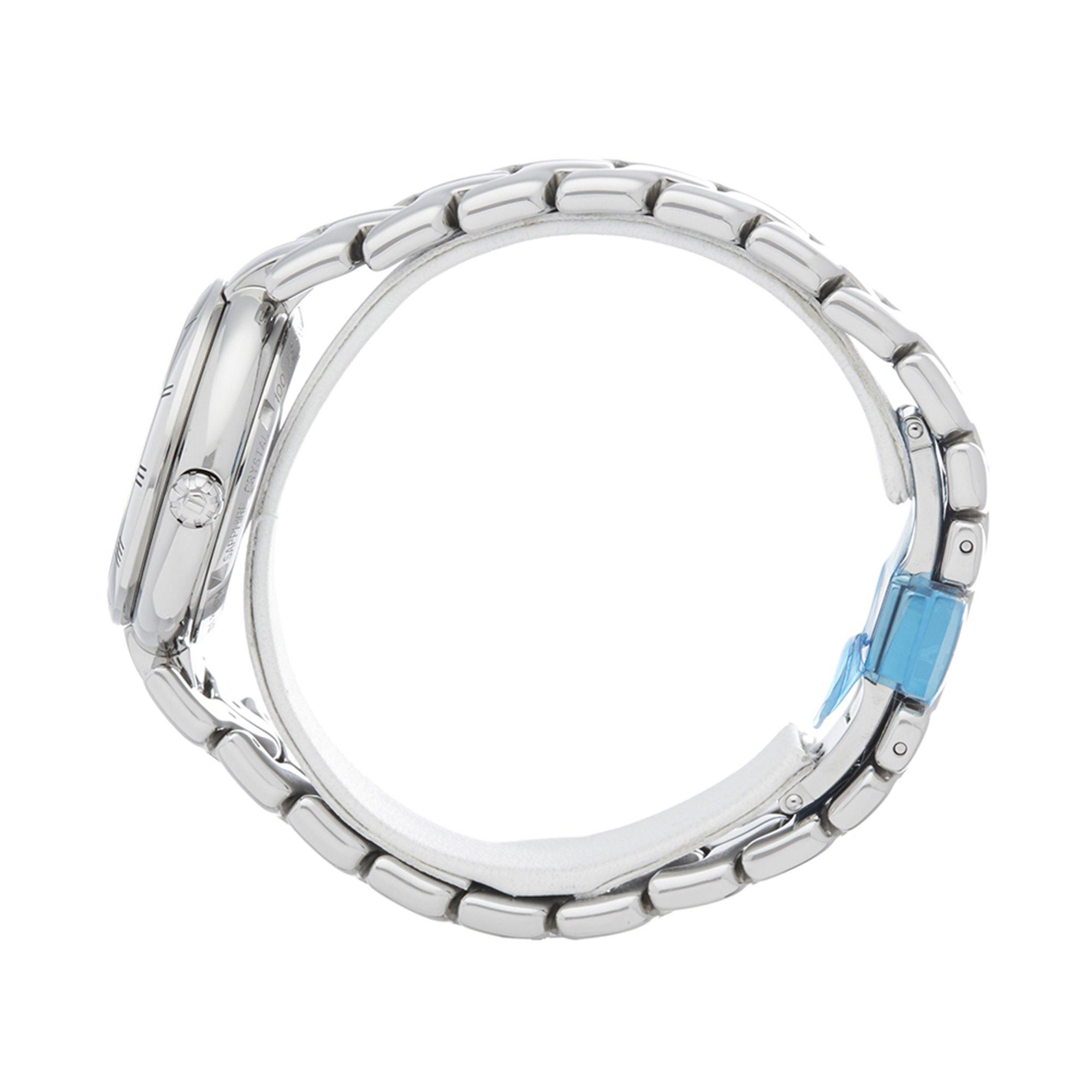 Tag Heuer Link Diamond Stainless Steel WAT2315.BA0956