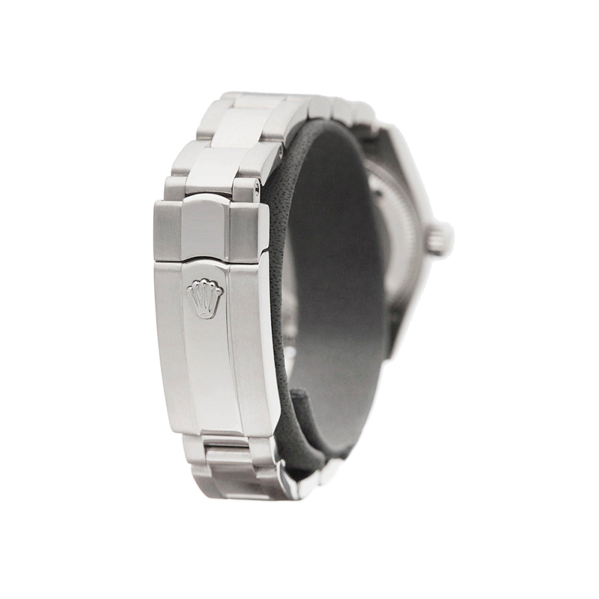 Rolex DateJust 26 Diamond 18k White Gold 179179