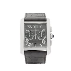 Cartier Tank MC Chronograph Stainless Steel - W5330007 or 3666