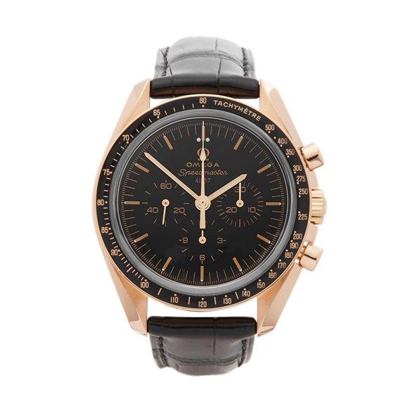 Omega Speedmaster 50Th Anniversary Chronograph 18k Rose Gold - 311.63.42.50.01.001