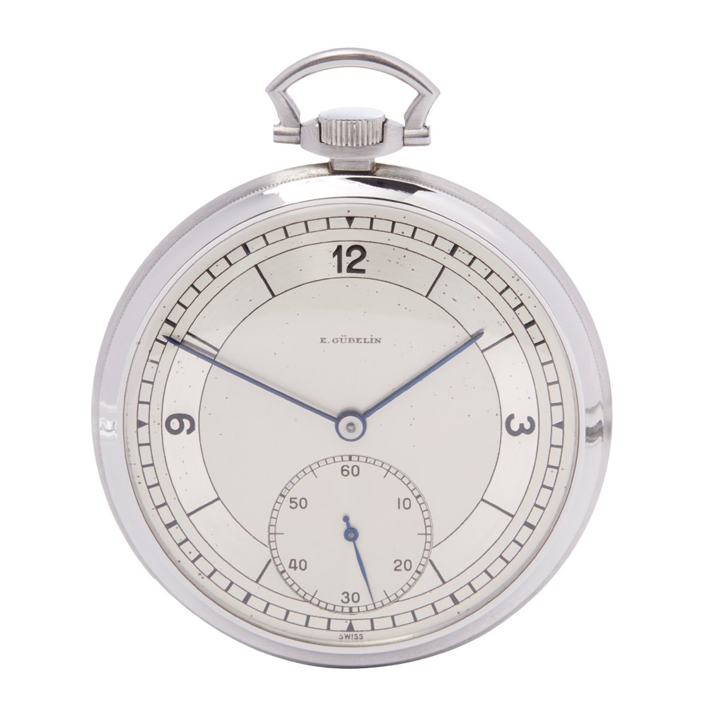 IWC Pocket Watch Stainless Steel C.97