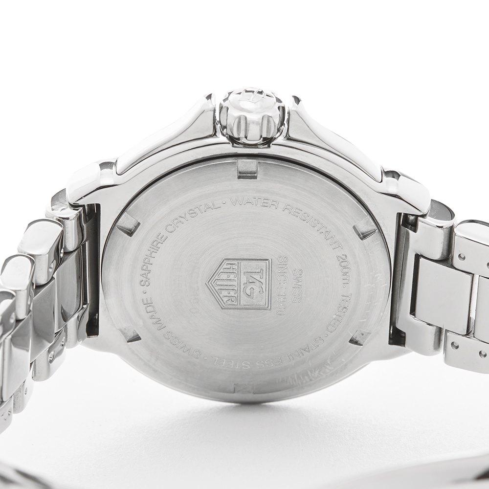 Tag Heuer Formula 1 Diamond Stainless Steel WAC1219-0