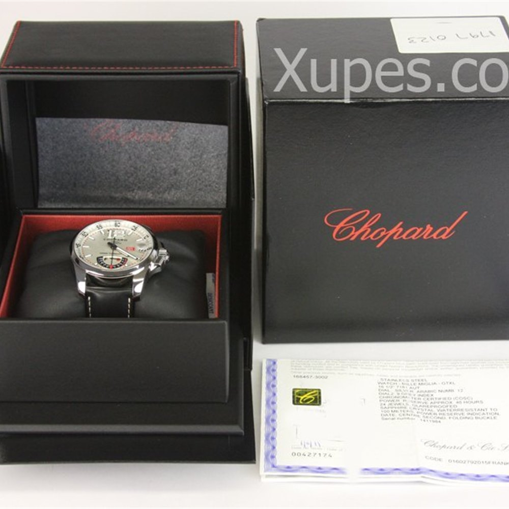 Chopard Mille Miglia Stainless Steel 1684573002, 16/8457/02