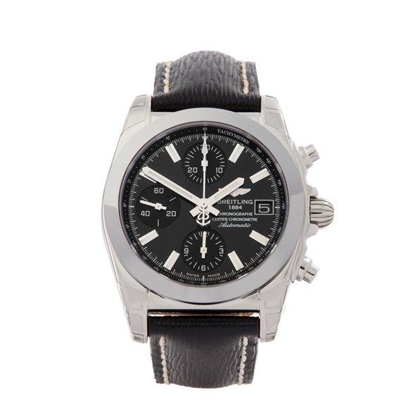 Breitling Chronomat Sleekt Chronograph Stainless Steel - W13310