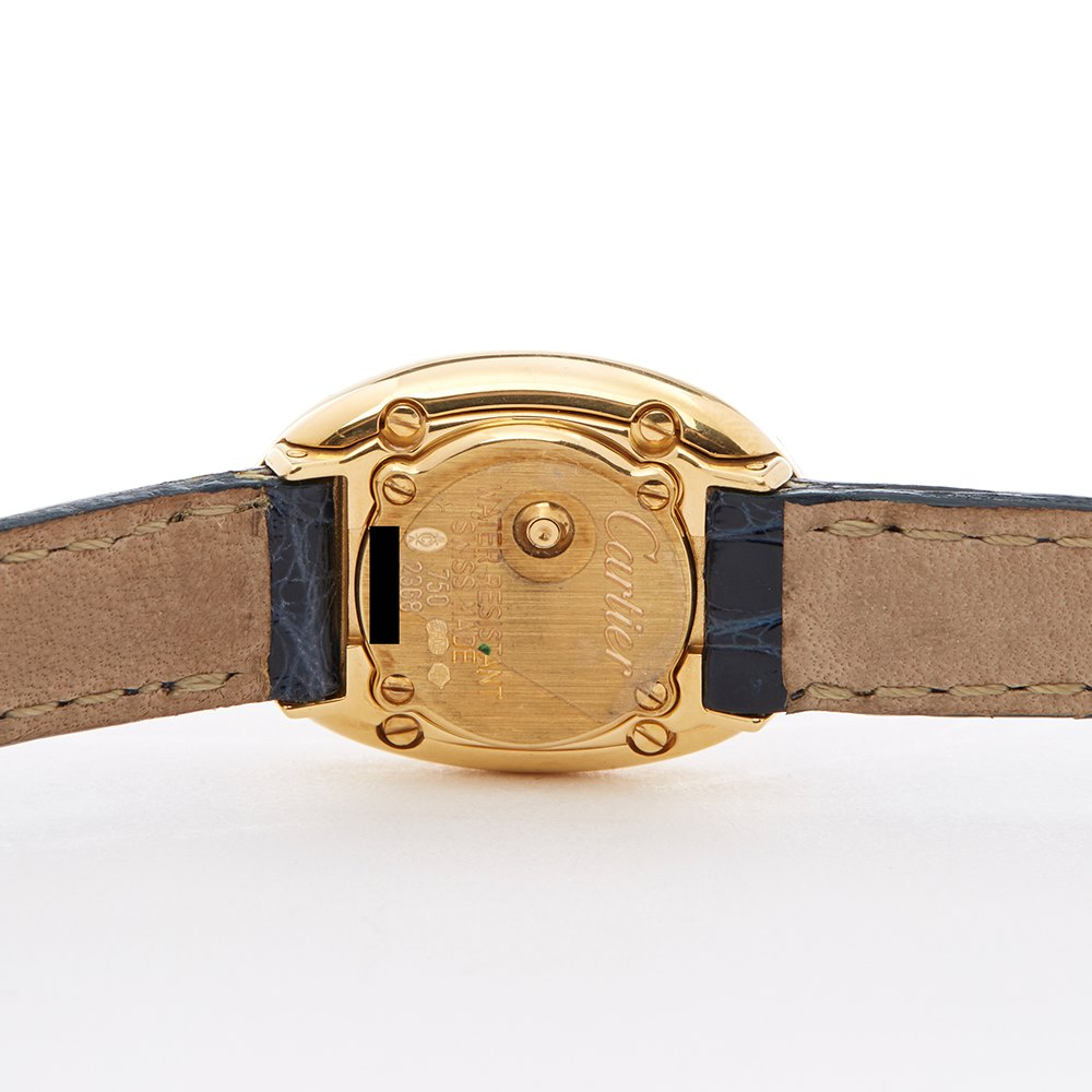 Cartier Baignoire Mini 18k Yellow Gold W1536699 or 2368