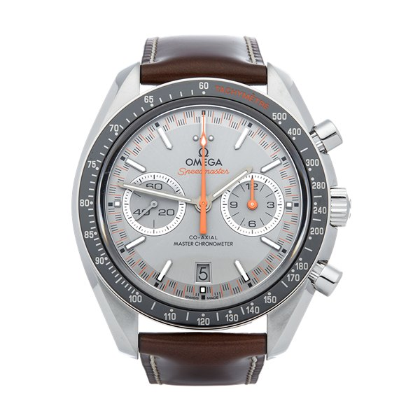 Omega Speedmaster Racing Chronograph Stainless Steel - 329.32.44.51.06.001