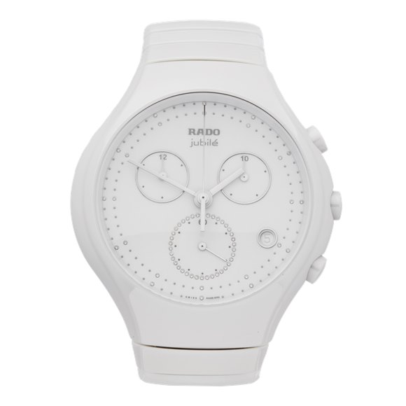 Rado True Diamond Chronograph Ceramic - R27832702