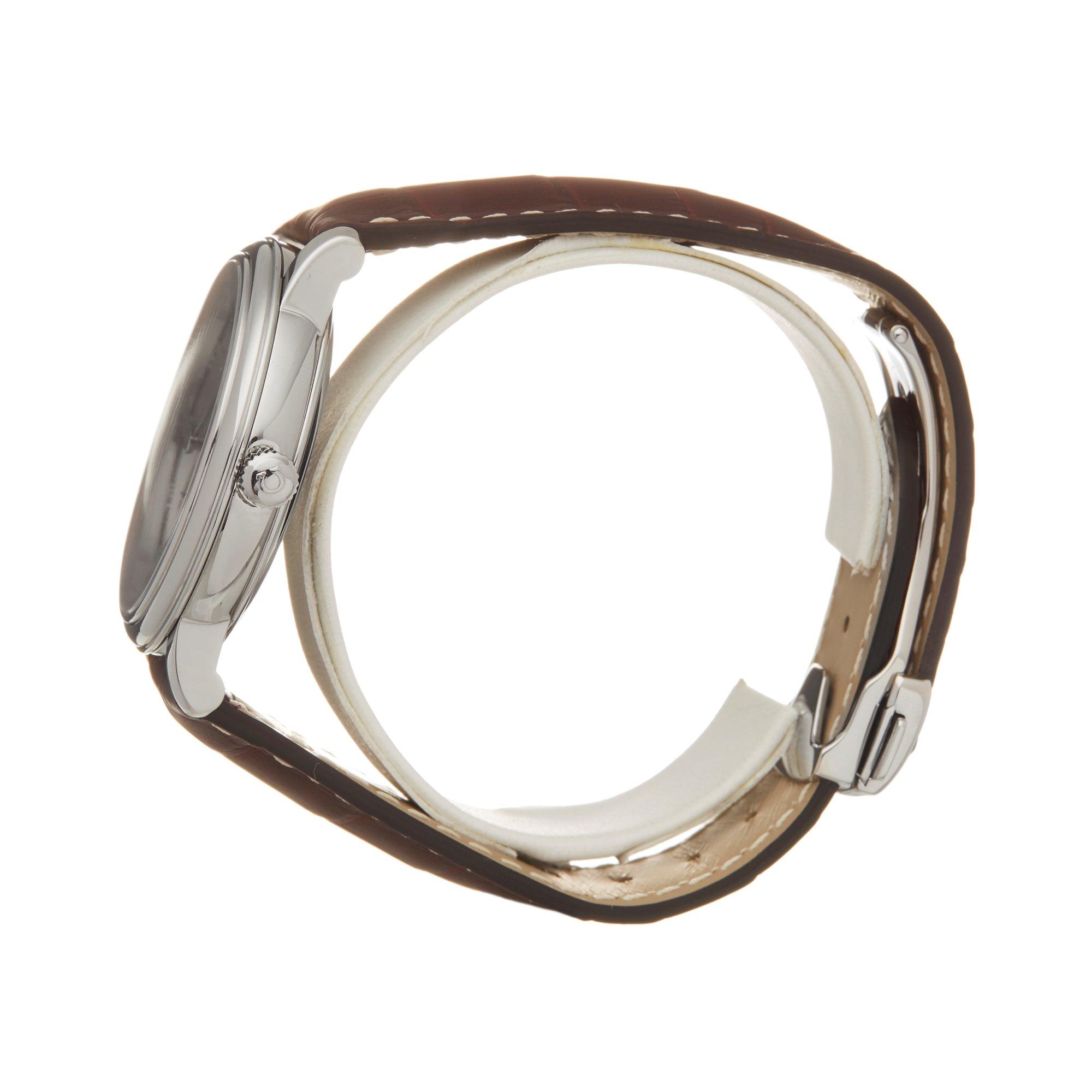 Omega De Ville Stainless Steel 4813.40.01