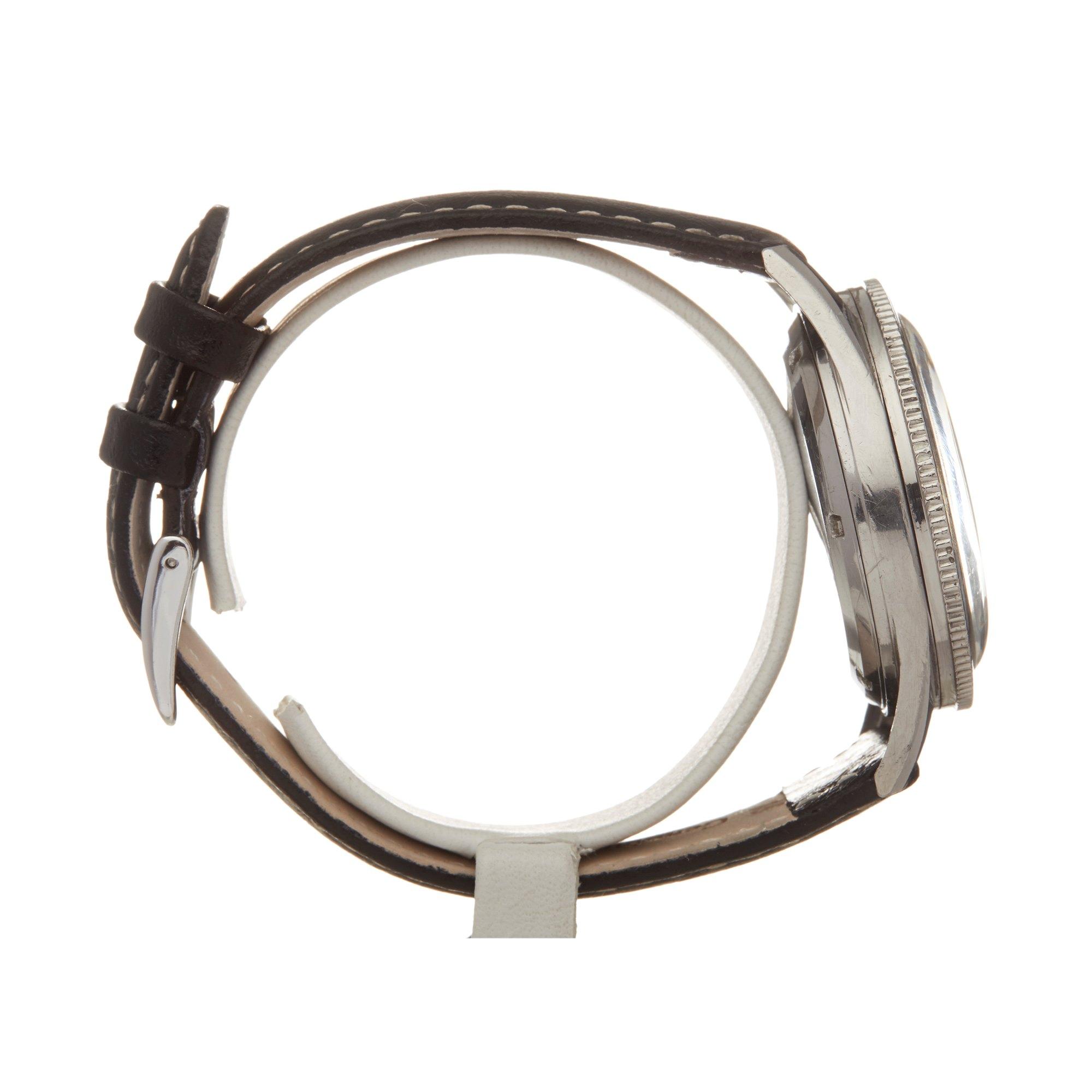 Heuer Autavia Andretti Chronograph Stainless Steel 3646