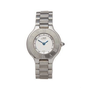 Cartier Must de 21 Stainless Steel - W10073R6 or 1340