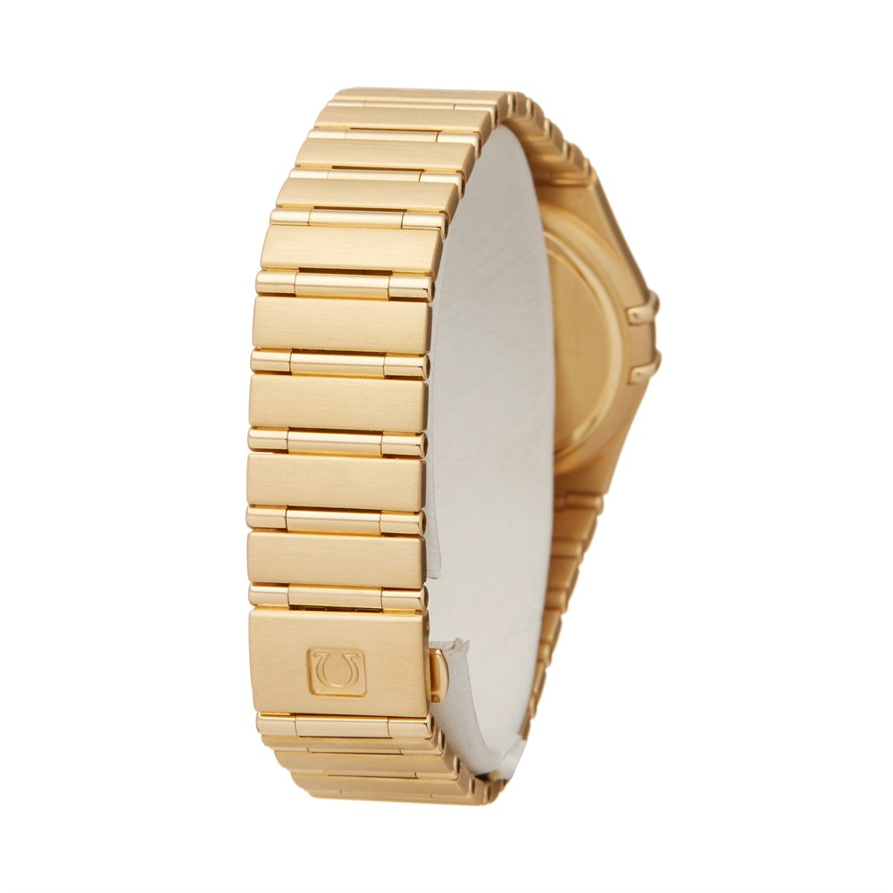 Omega Constellation Yellow Gold 1182.70.00
