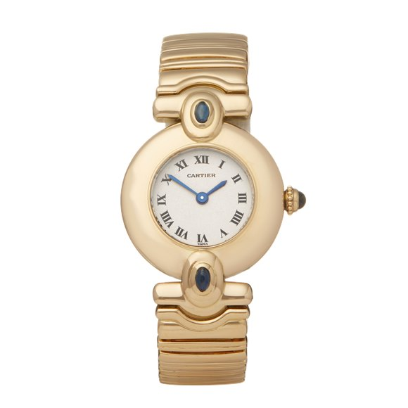 Cartier Colisee 18k Yellow Gold - W15044D7 or 1989