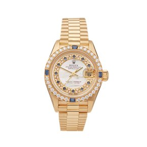 Rolex Datejust 26 Diamond Yellow Gold - 79088