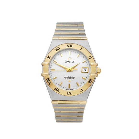 Omega Constellation Stainless Steel & Yellow Gold - 1292.3