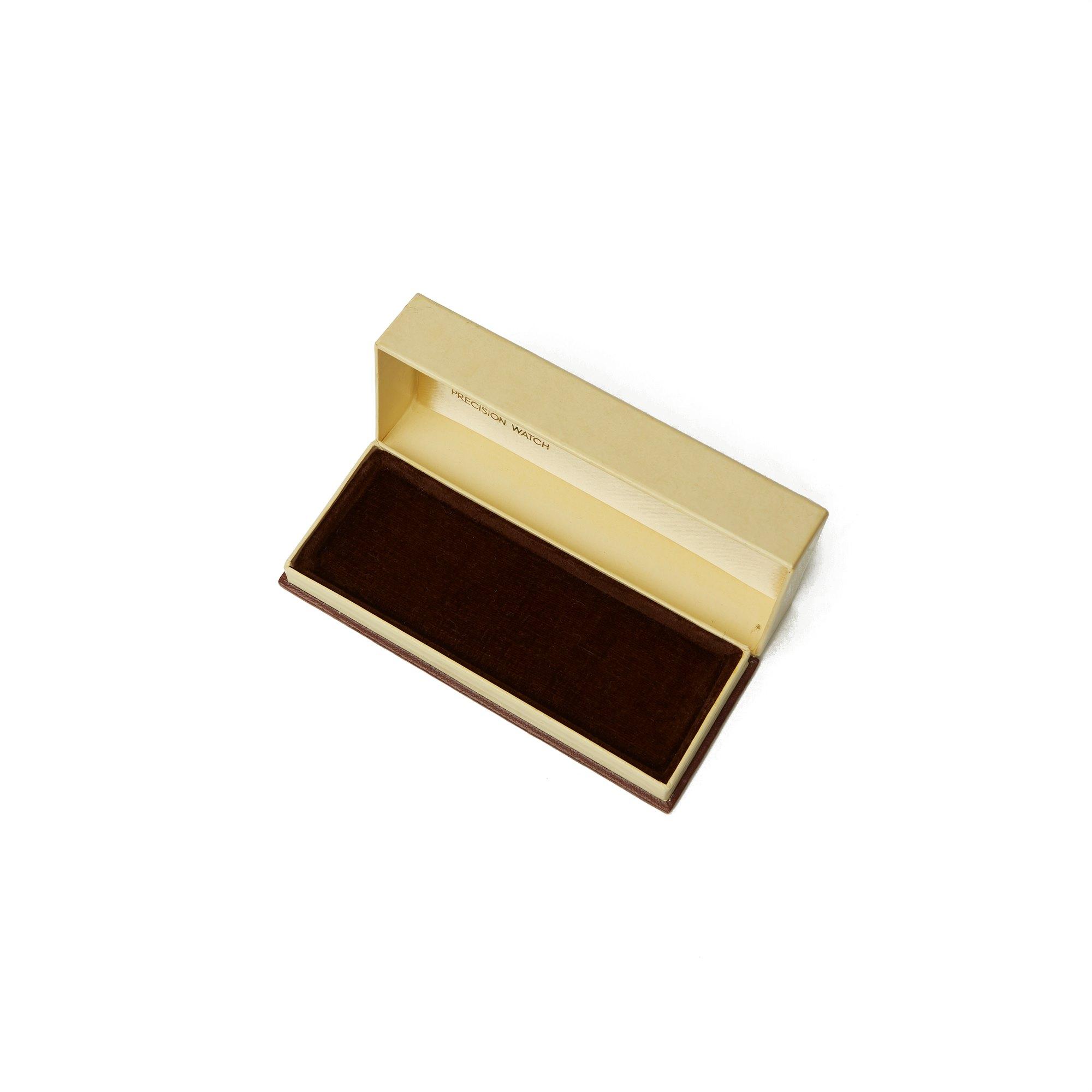 Omega Vintage 18k Yellow Gold 16270831