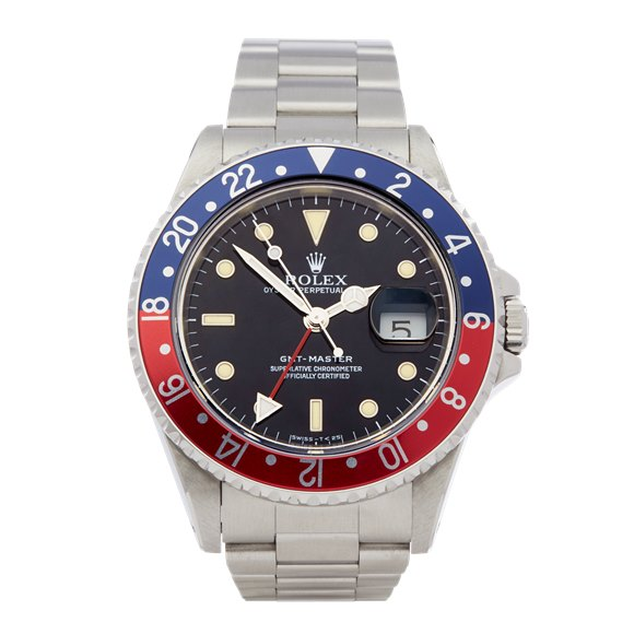 Rolex GMT-Master Stainless Steel - 16700