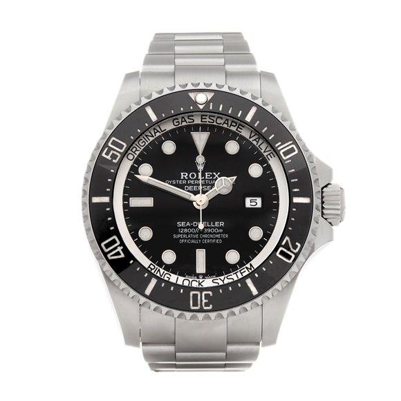 Rolex Sea-Dweller Deepsea Stainless Steel - 126660