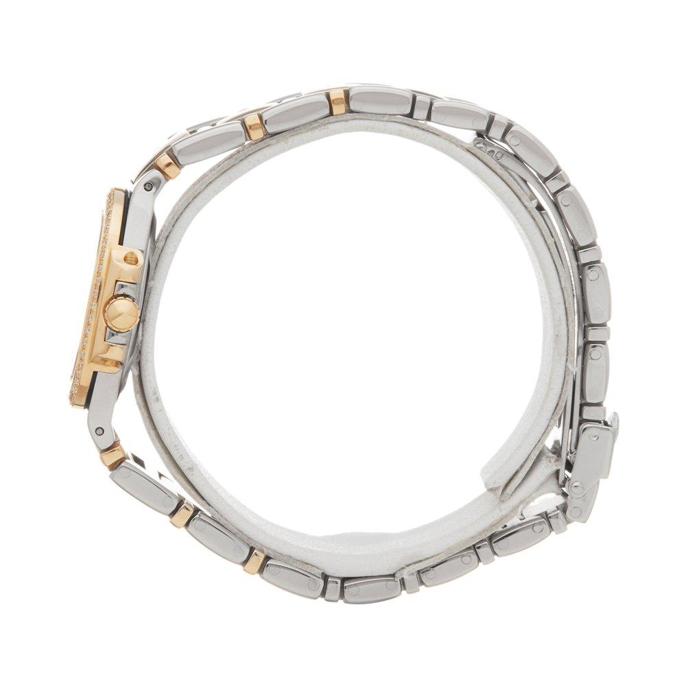Patek Philippe Nautilus Diamond Stainless Steel & Yellow Gold 4700/052