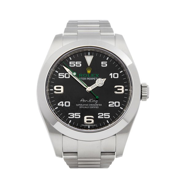 Rolex Air-King Stainless Steel - 116900