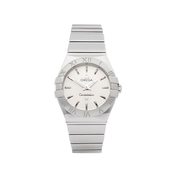 Omega Constellation Stainless Steel - 123.10.24.60.02.00