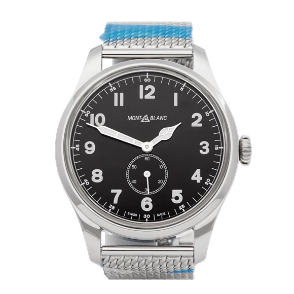 Montblanc 1858 Stainless Steel - 115074