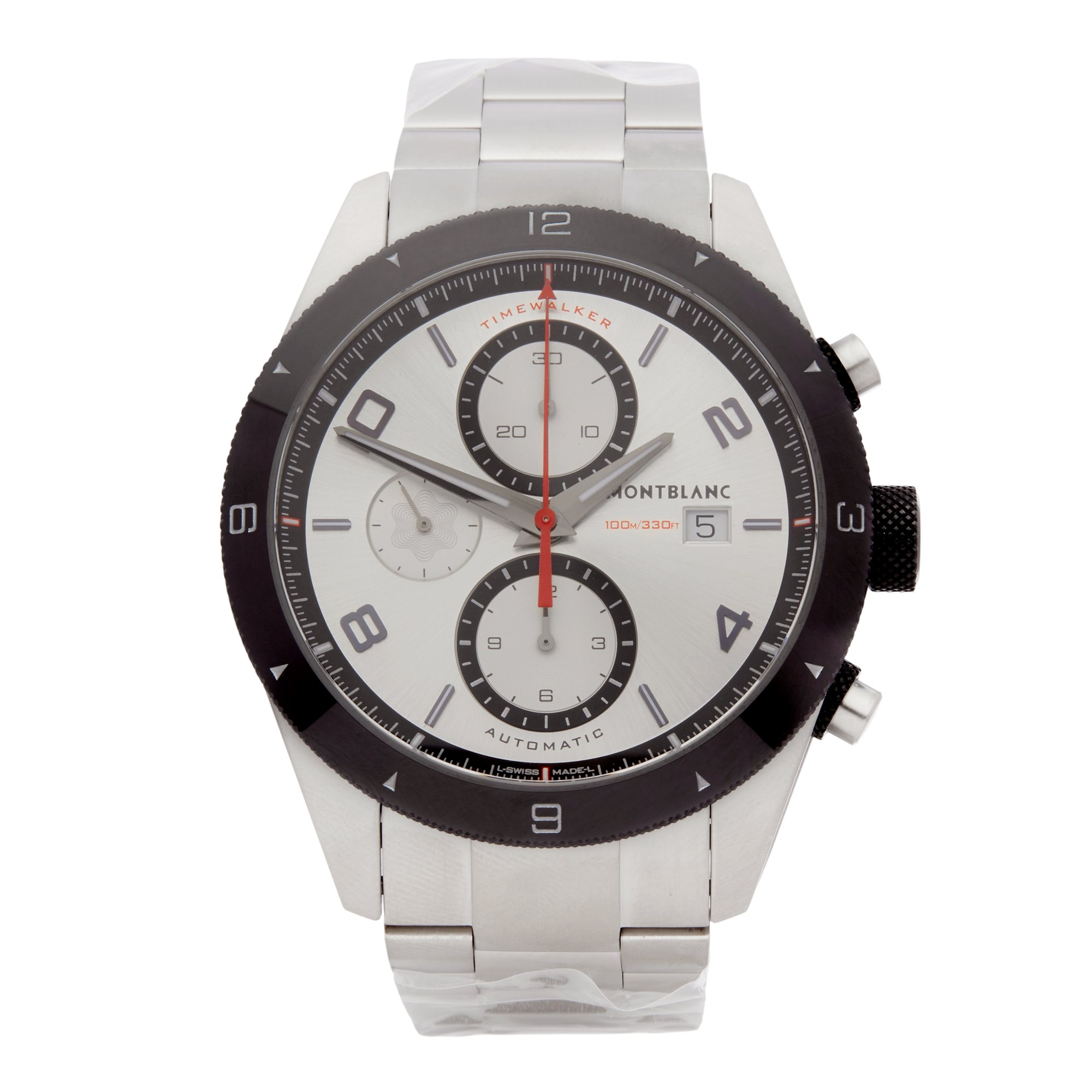 Montblanc Timewalker Chronograph Stainless Steel 116099