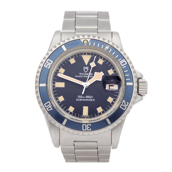 Tudor Submariner Snowflake Stainless Steel - 9411/0