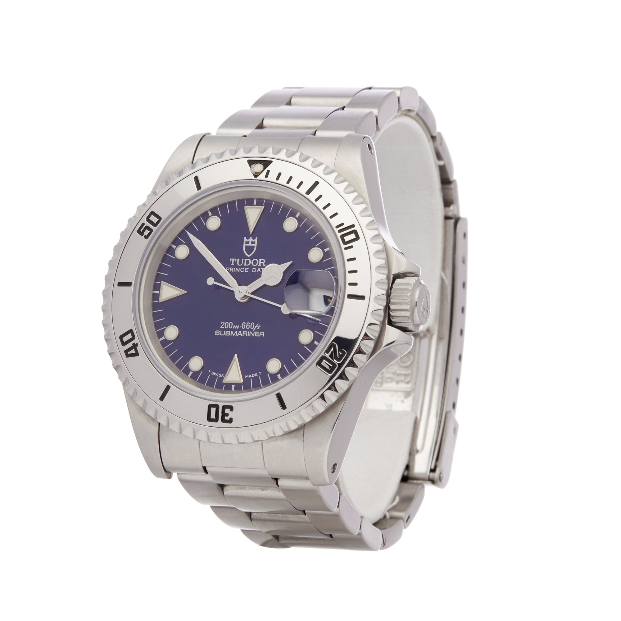 Tudor Submariner Stainless Steel 79190