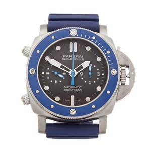 Panerai Luminor Submersible Chronograph Stainless Steel - PAM00982