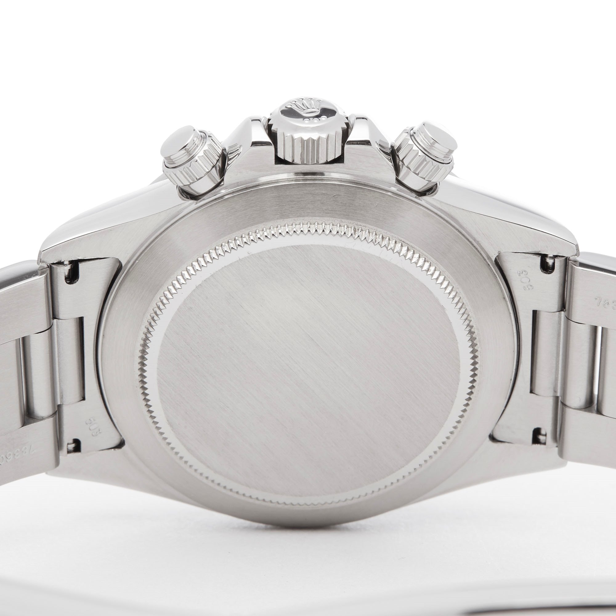 Rolex Daytona Zenith Inverted 6 Chronograph Stainless Steel 16520