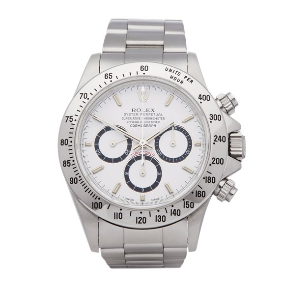 Rolex Daytona Zenith Inverted 6 Chronograph Stainless Steel - 16520