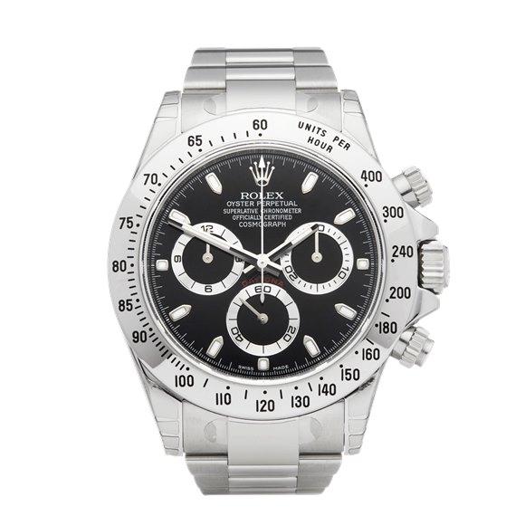 Rolex Daytona Chronograph NOS Stainless Steel - 116520