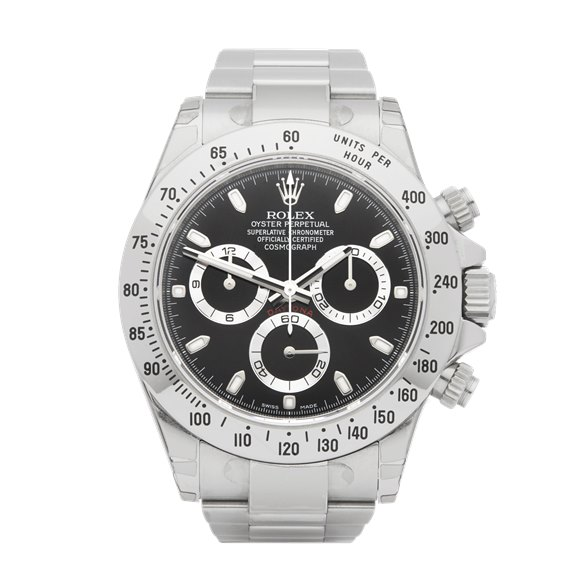 Rolex Daytona Chromalight NOS Stainless Steel - 116520