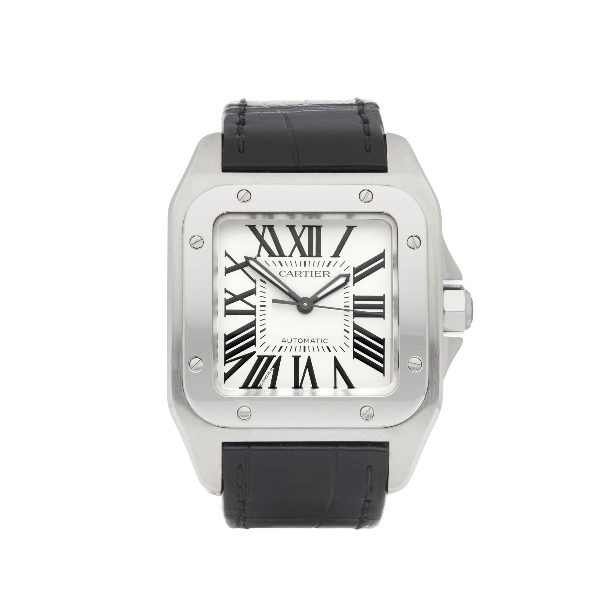Cartier Santos 100 Stainless Steel W20107X7 or 2878