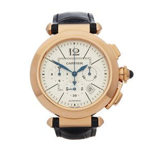 Cartier Pasha de Cartier Chronograph 18k Yellow Gold - W3019951 or 2863