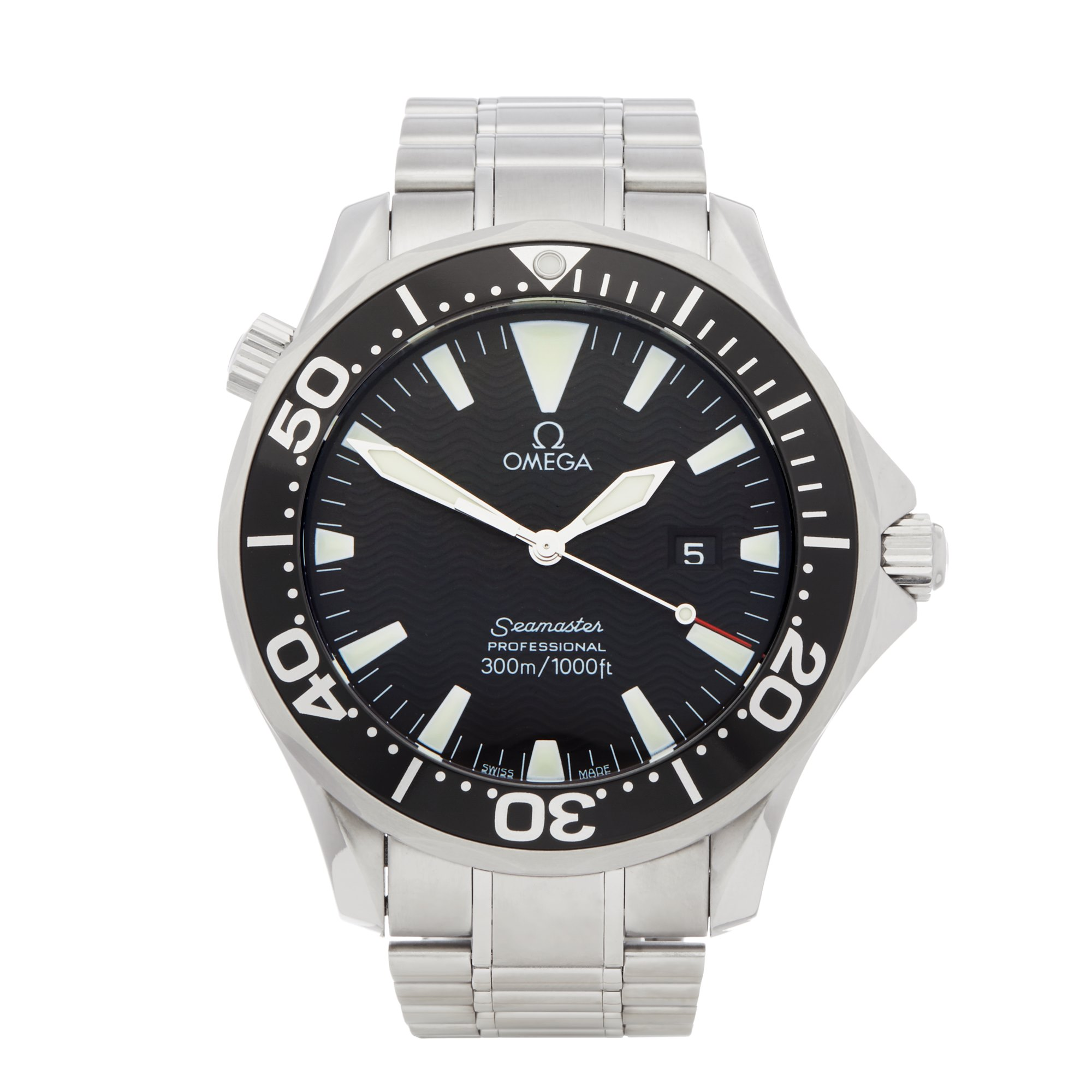 Omega Seamaster Stainless Steel 2264.5
