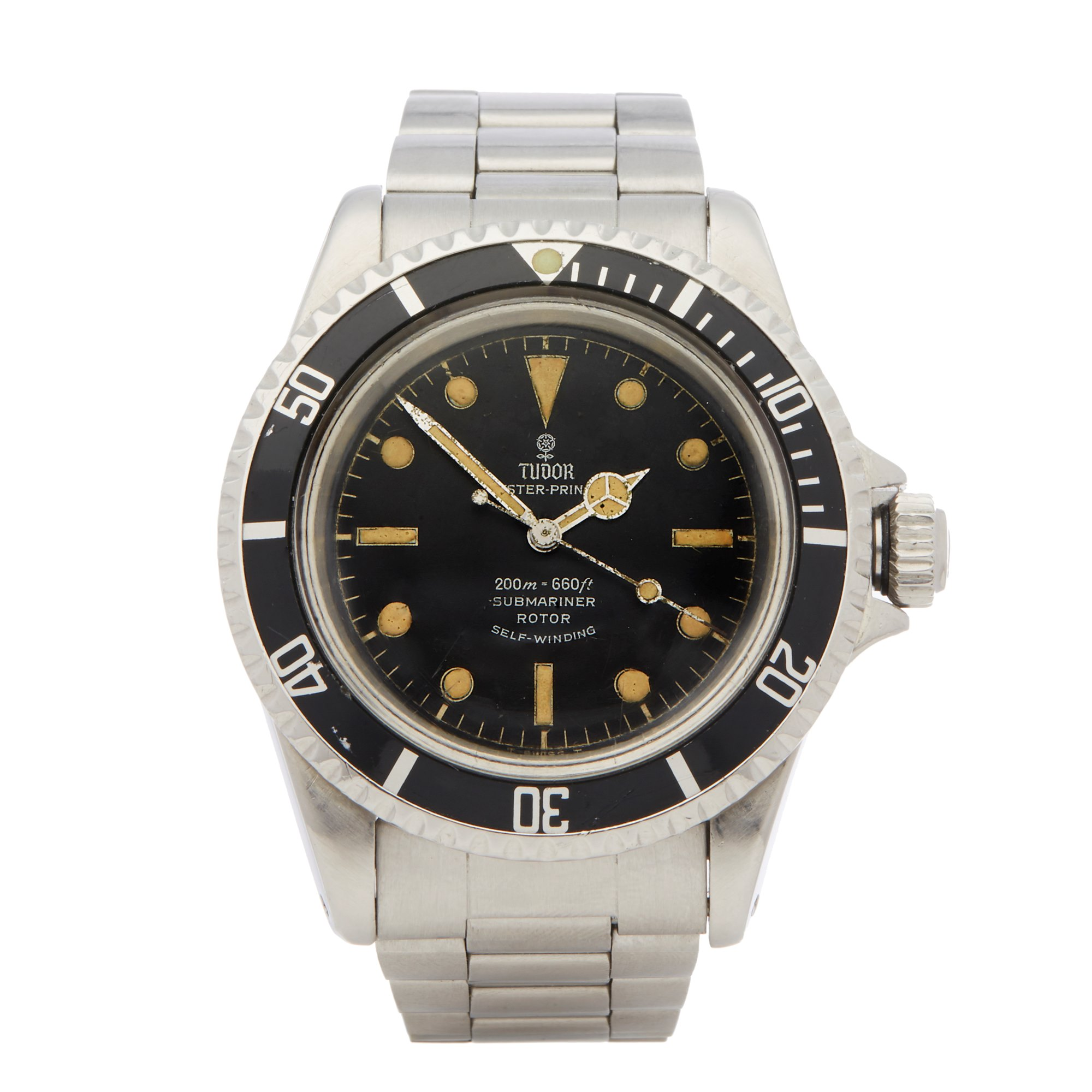 Tudor Submariner Stainless Steel 7928
