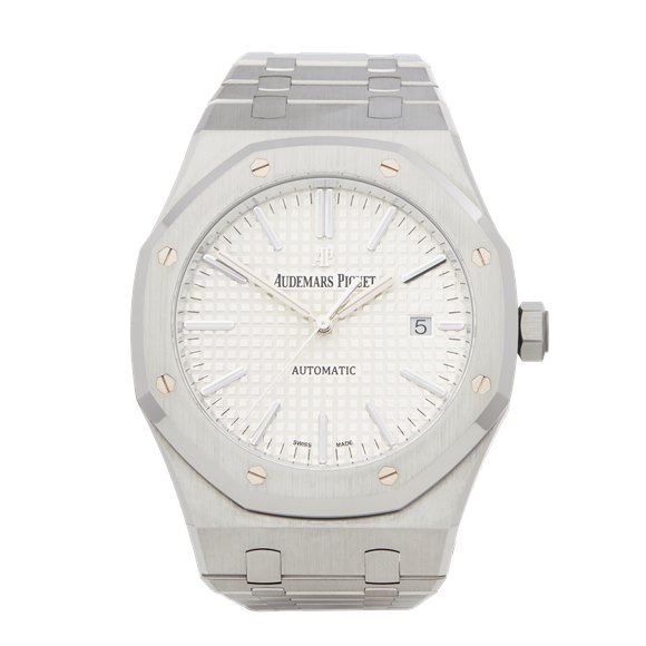 Audemars Piguet Royal Oak Stainless Steel - 15400ST