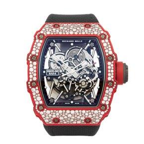 Richard Mille RM35 RM35-02 Rafa Diamond Nptp